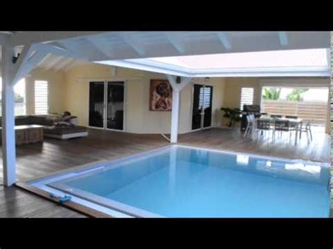 villa architecte le moule   piscine youtube