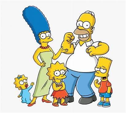 Simpsons Cartoon Clipart Transparent Clipartkey