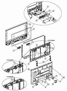 Panasonic Plasma Television Parts