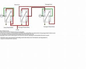 Power Window Switch Schematic