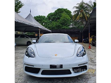 ► porsche 718 cayman gts review ► uprated 2.5 flat six, handling tweaks ► priced from £59,866, on sale now. Porsche 718 2018 Cayman 2.0 in Selangor Automatic Coupe White for RM 539,000 - 6044139 - Carlist.my