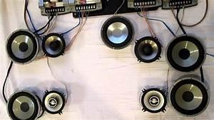 Eclipse 3640 4ch Amplifier