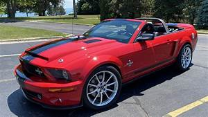 2008 Ford Mustang Shelby GT500 Super Snake Convertible VIN: 1ZVHT89SX85136676 - CLASSIC.COM