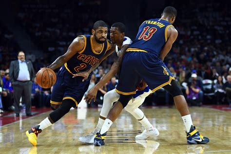 Kyrie Irving, LeBron James carry Cavs to Game 3 win over ...
