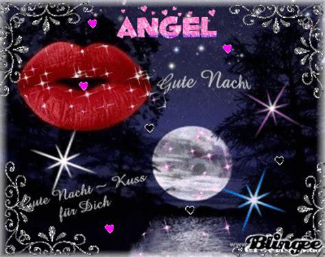 gute nacht kuss sprüche gute nacht bussi picture 119276240 blingee