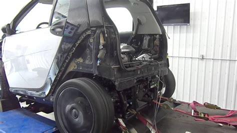 tuning smart car busa swap  turbo youtube
