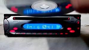 Vintage Sony Cdx S2000 Am  Fm  Cd Player Car Stereo W  Remote