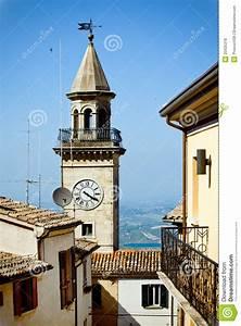 Borgo Maggiore  San Marino Stock Photo  Image Of Capital