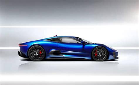 Jaguar Revisits Stillborn C-x75 Supercar