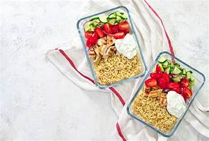 Meal Prep Einfrieren : vorkochen mit meal prep abnehmen bodychange ~ Somuchworld.com Haus und Dekorationen