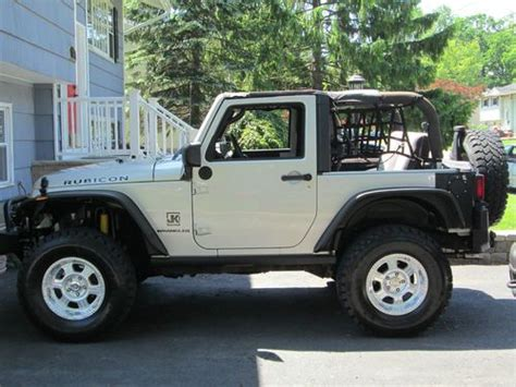used 2 door jeep rubicon buy used 2007 jeep wrangler rubicon sport utility 2 door 3