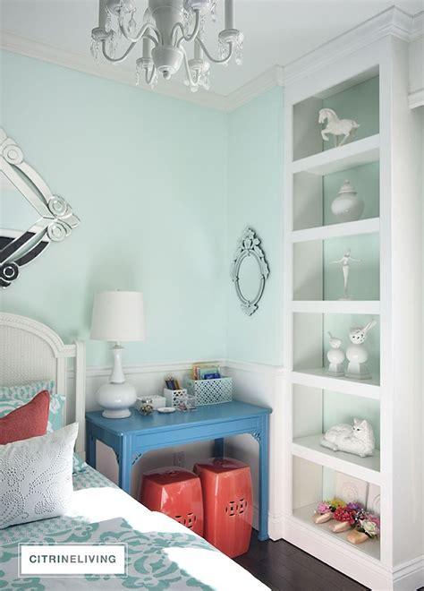 refreshing bedroom update citrineliving teal bedroom