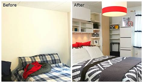 See Ikea's Smart Makeover Of This 300-sq-ft Bronx Studio