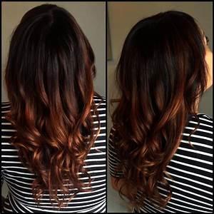 Ombré Hair Cuivré : copper balayage ombre 39 yelp ~ Melissatoandfro.com Idées de Décoration