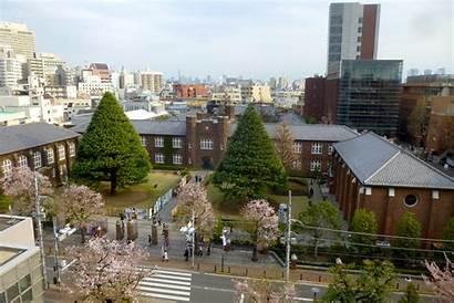 University Rikkyo Tokyo Wikipedia Commons Wikiwand
