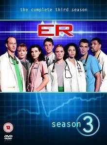 ER Season 3 DVD Zavvi