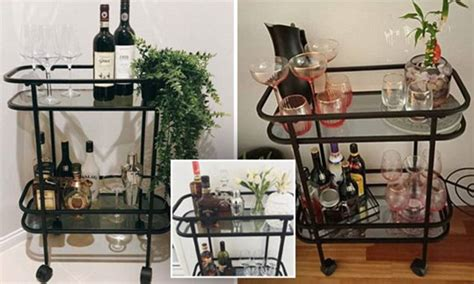 Decorating Ideas Kmart by Mothers Snaps Of Their Genius Kmart Wine Cart
