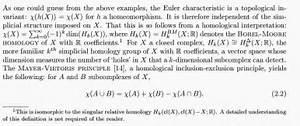 Algebraic Topology  Geometric