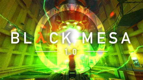 Black Mesa Tops The Steam Charts For March Feature