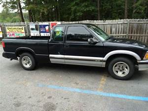 Buy Used 1996 Chevrolet S10 Ls Extended Cab Pick Up Truck