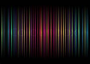 Colourful illustrated abstract background with vertical