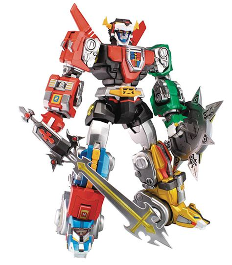 voltron ultimate action edition figure inch cmdstore ships