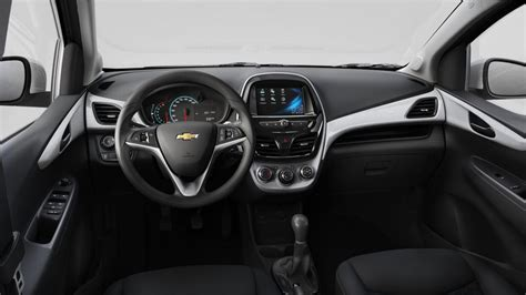 2018 Chevy Spark Interior Colors  Gm Authority