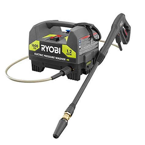 Compare Price Power Washer Electric Ryobi On