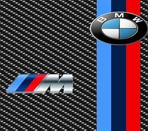 Bmw M Logo : bmw m logo carbon wallpaper by takiskool ee free on zedge ~ Dallasstarsshop.com Idées de Décoration