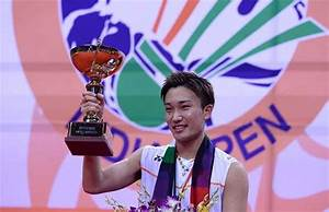 Kento Momota, Ratchanok Intanon win India Open ...