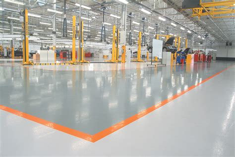 industrial floor l industrial flooring which type is right for my business