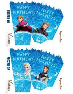 disney frozen birthday water bottle wrappers by