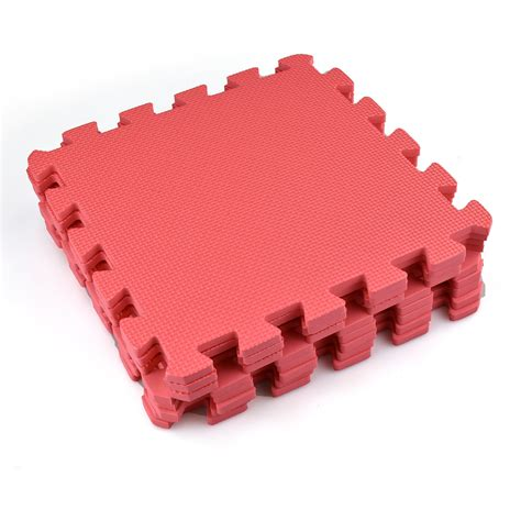 soft foam floor mats interlocking exercise