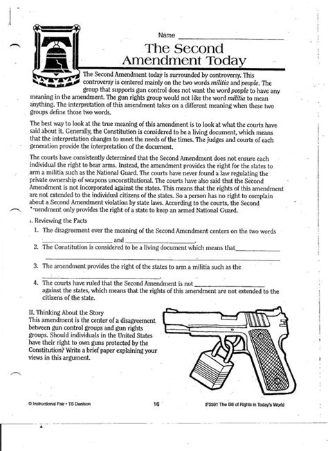Student Indoctrination On 2nd Amendment, We Must Remain Vigilant  Radio Vice Online