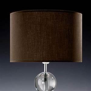 Lampenschirm 15 Cm Durchmesser : lampenschirm braun rund 25 x 15 cm online shop direkt vom hersteller ~ Bigdaddyawards.com Haus und Dekorationen