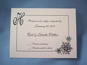 wedding invitation wedding invitations reply cards new With m and s wedding invitations