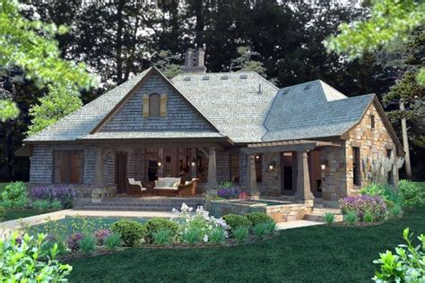country craftsman house plans cottage craftsman country house plan 75134
