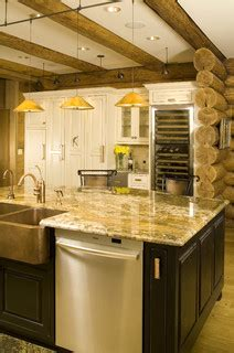 home kitchen cabinets leslie rustic kitchen seattle by signature 1660