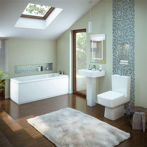 premier bliss 5 piece bathroom suite at victorian plumbing uk