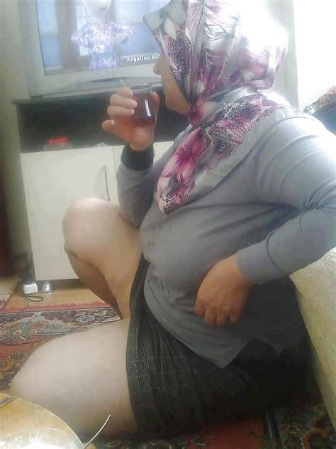 Turbanli Arab Hijab Turkish Mature Amateur 95 Pics