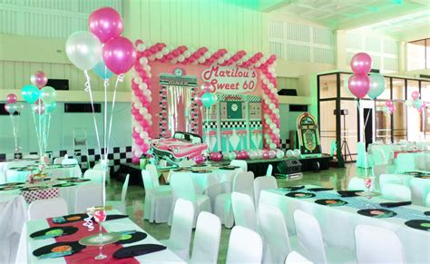 1950s & 60s  Cebu Balloons And Party Supplies