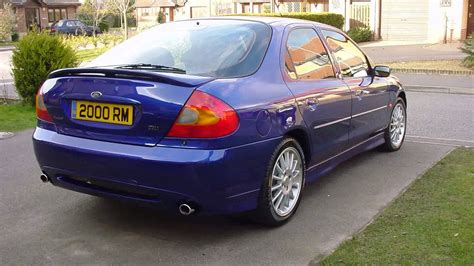 Ford Mondeo St200 Youtube