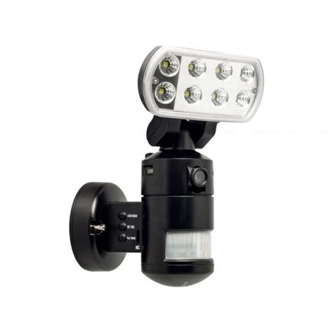 security light and camera versonel nightwatcher led security motion tracking light