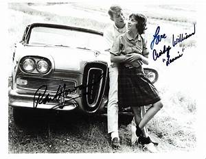 """AMERICAN GRAFFITI"""" Signed by RON HOWARD as STEVE and CINDY ..."""