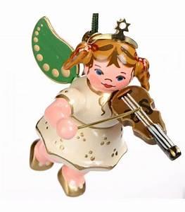Ange De Noel Pour Cime De Sapin : ange de no l pour sapin ange blanc et violon ~ Teatrodelosmanantiales.com Idées de Décoration