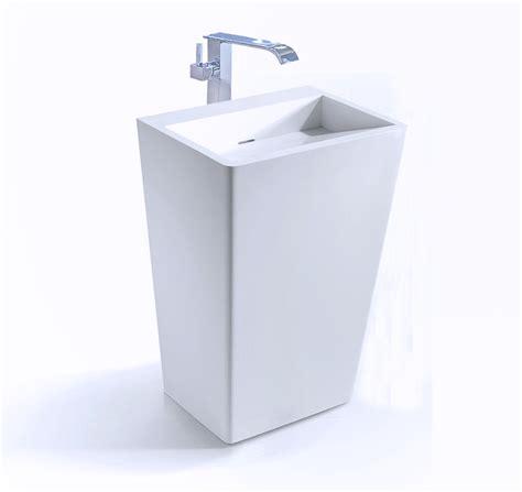 contemporary bathroom pedestal sinks modern pedestal sink fazio ii