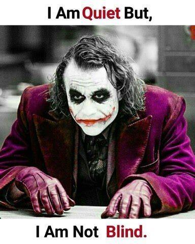 jokers  quotes quora