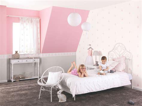 Kinderzimmer Mädchen Rosa Grau by Kinderzimmer Wandgestaltung M 228 Dchen