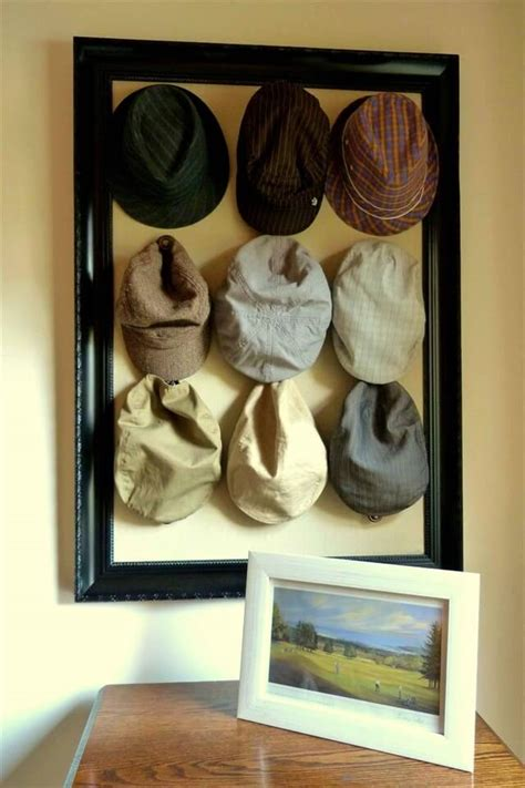diy hat rack 14 diy hat racks diy to make