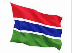 Graafix! Flag of Gambia